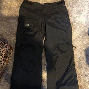 North Face Women's Snow Pants - M